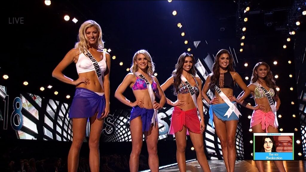 Miss California 2018 makes the Miss USA Top 10